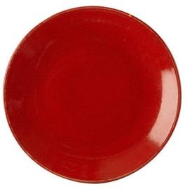 Porland Seasons Dinner Plate D30cm Red
