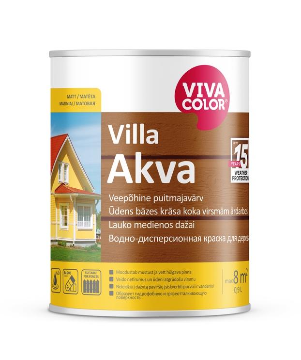 Villa Akva A 0,9 l