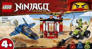 Konstruktorius LEGO®Ninjago 71703 Audros kovotojo mūšis