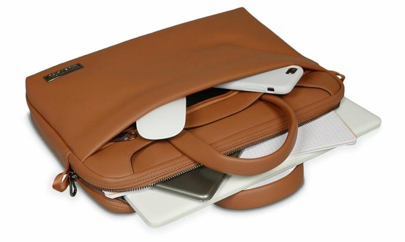 Port Designs Zurich Toploading Case 13-14 Brown