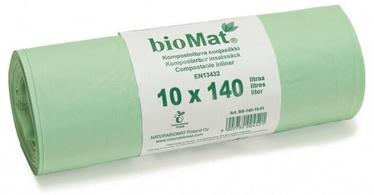 Atkritumu maisi BioMat Garbage Bags 150l 5pcs