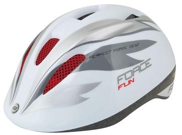 Force Fun Stripes White/Grey S
