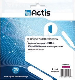 Actis Cartridge KH-920MR For HP 12ml Magenta
