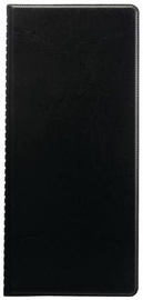 Bantex Card File 255x120mm Black