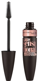 Skropstu tuša Maybelline Lash Sensational Luscious Very Black, 9.5 ml