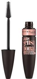Ripsmetušš Maybelline Lash Sensational Luscious Very Black, 9.5 ml