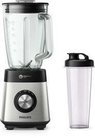 Philips Series 5000 HR3573/90 ProBlend Blender Metallic