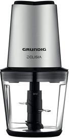 Grundig Delisia CH 7680 Stainless Steel / Black