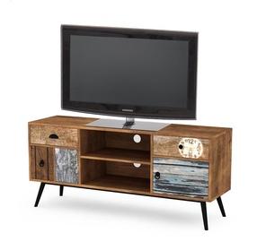 Televizoriaus staliukas Mezo, 120 x 39 x 60 cm