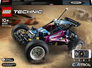 Конструктор LEGO Technic Багги-внедорожник 42124, 374 шт.