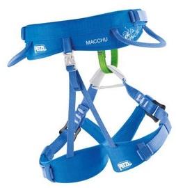 Petzl Macchu Blue