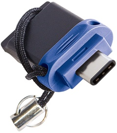 Verbatim Dual USB Drive 64GB Type-C USB 3.0