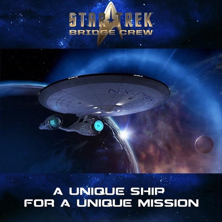 Star Trek: Bridge Crew VR PS4