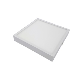 Pinnapealne LED paneel Tope Modena SQ,, 8W, 4000K, 8,7x8,7 cm