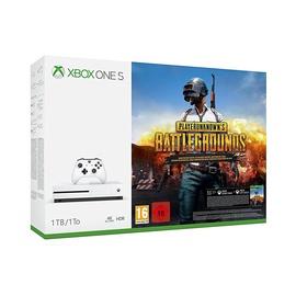 Žaidimų konsolė Microsoft Xbox One S, 1TB + Playerunknown's battlegrounds