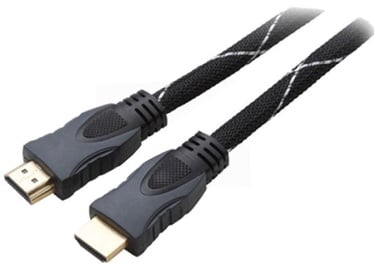 Brackton Cable HDMI/HDMI Black 15 m