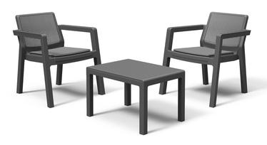 Комплект уличной мебели Keter Emily Grey, 2 места