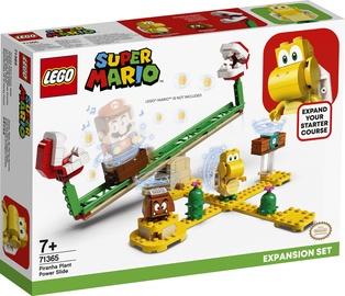 Konstruktorius LEGO®Leaf 2020 71365 Augalų piranijų čiuožynės papildymas