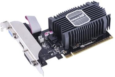 Inno3D GeForce GT 730 Silent 1GB DDR3 PCIE N730-1SDV-D3BX