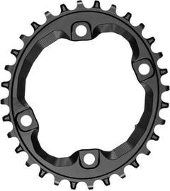 AbsoluteBlack Oval XT M8000/MT700 N/W For SH 12 Chain 34T Black