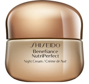 Näokreem Shiseido Benefiance Nutriperfect Night Cream, 50 ml