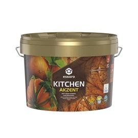 Seinavärv Akzent Kitchen valgematt 2,7l