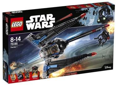 Konstruktors LEGO Star Wars Tracker I 75185