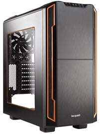 be quiet! Silent Base 600 Window ATX Orange BGW05