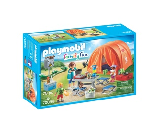 Constructor playmobil family fun 70089