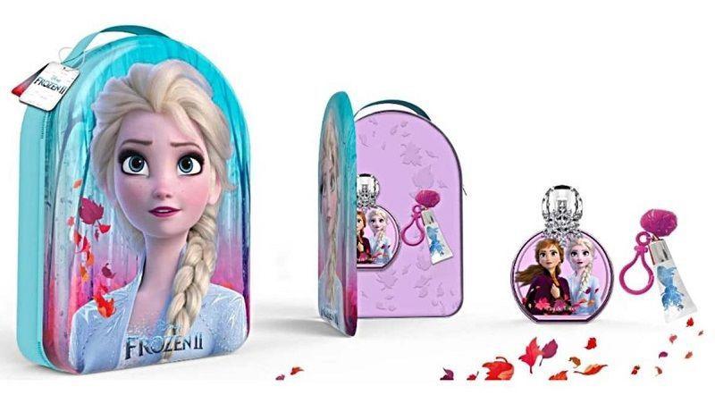 Туалетная вода Disney Frozen II 100 мл EDT + Блеск для губ