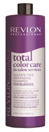 Revlon Total Color Care Antifanding Shampoo For Blondes 1000ml