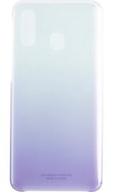 Samsung Gradation Cover for Samsung Galaxy A40 Violet