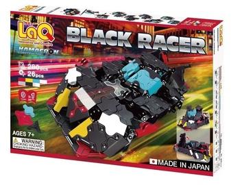 Konstruktorius LaQ Japanese Hamacron Black Racer