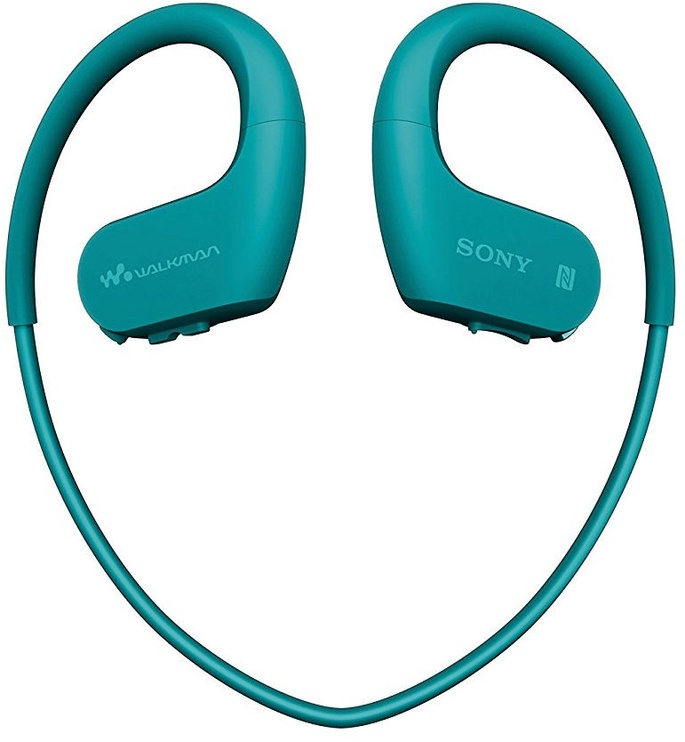 Музыкальный проигрыватель Sony Walkman NW-WS623 Blue, 4 ГБ