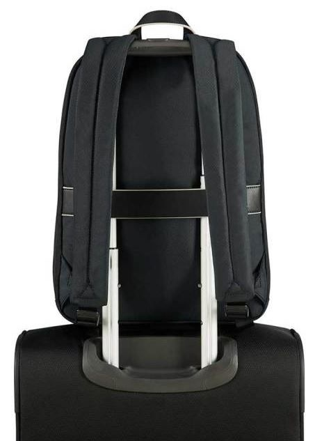 "Samsonite Notebook Backpack Nefti 14.1"" Black"