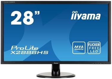 Monitorius Iiyama ProLite X2888HS-B1