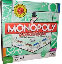 Galda spēle Hasbro Monopols 00009, RUS