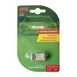 AutoDuals 27SMD-LED 3D 36mm Light Bulb