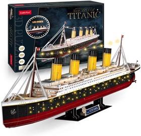 3D mīkla Cubicfun Titanic, 266 gab.