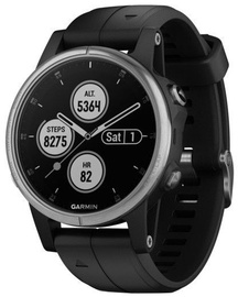 Garmin Fēnix 5S Plus 42mm Silver Black