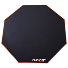 FlorPad Octagonal Floor Mat For Gamers Red Line Gamer