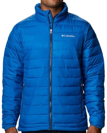 Columbia Powder Lite Mens Jacket 1698001432 Bright Indigo L