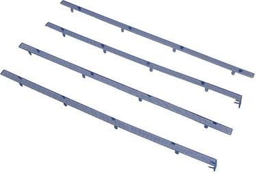 BitFenix Mesh-Stripes For Midi-Tower Dark Blue