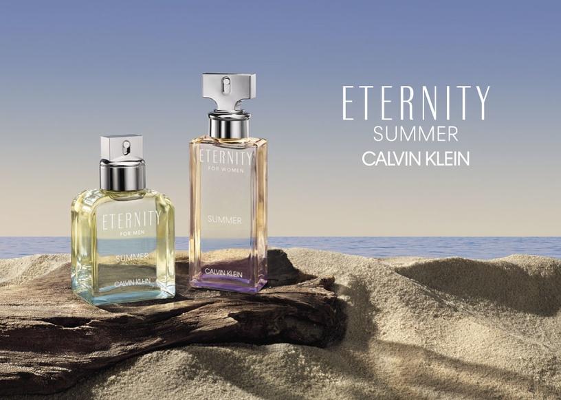 Tualetes ūdens Calvin Klein Eternity Summer 2019, 100 ml EDT