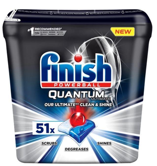 Finish Quantum Ultimate Tablets 51pcs