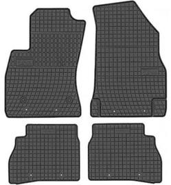 Frogum Fiat Doblo II 2008 Rubber Floor Mats