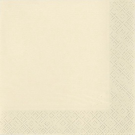 Susy Card Party Napkins Champagne 33 x 33cm