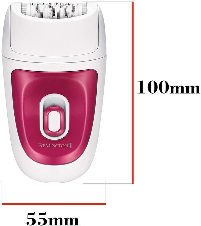 Epilators Remington Smooth & Silky EP7300 White/Pink