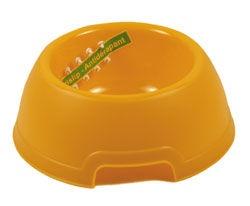 Georplast Plastic Bowl Yellow 21x8cm