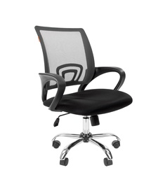 Chairman 696 TW Chrome Chair Gray